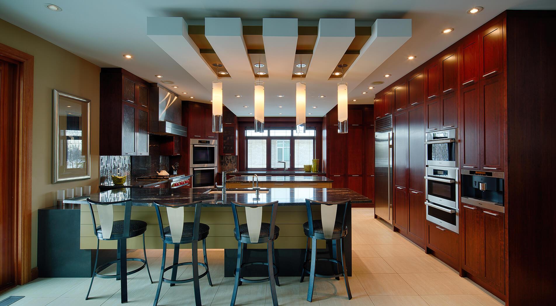 Luxury Kitchens, Bath & Media - Winnipeg, MB - Legacy Originals
